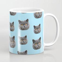 Toby! (blue) Coffee Mug