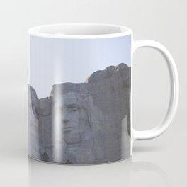 Mount Rushmore Coffee Mug