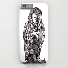 Owl being Slim Case iPhone 6s