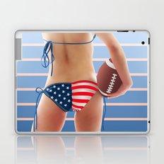 The last summer days Laptop & iPad Skin