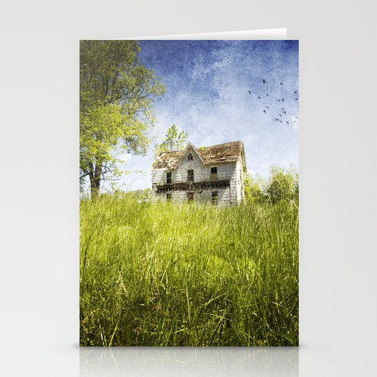 Lost Summers of My Youth Stationery Cards