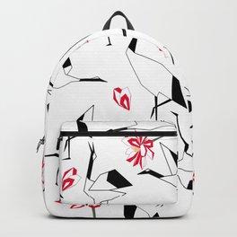 birds art Backpack