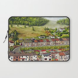 Cwm Parc, Treorchy, South Wales Valleys Laptop Sleeve
