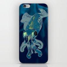Subaquatic Aurora  iPhone & iPod Skin