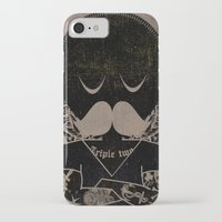 tattoos iPhone & iPod Cases featuring Tattoos  by Ross Sinclair