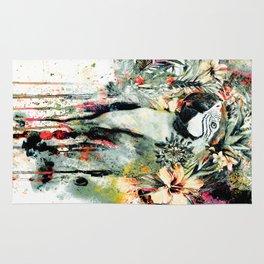 Interpretation of a dream - Parrot Rug
