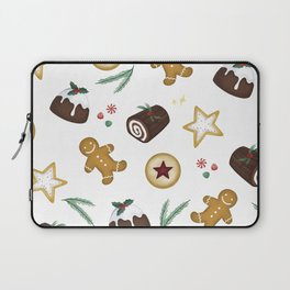 Holiday Treats Laptop Sleeve