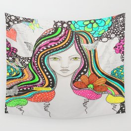 Unforgetable Wall Tapestry