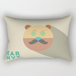 Bear Envy Rectangular Pillow