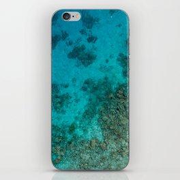 Maldives Ocean iPhone Skin