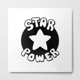 Star Power Metal Print