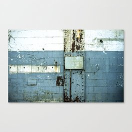 Keep It Clean and Sanitary Canvas Print