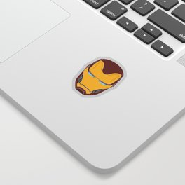 Infinity War Iron man Sticker