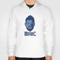 marc johns Hoodies featuring Marc Gasol by Ric_Hardwood