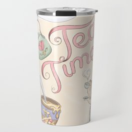 Tea Time with Harriet Hedgehog Travel Mug