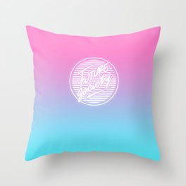 Future Society  Throw Pillow