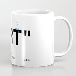 """ART"" Coffee Mug"