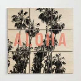Aloha Wood Wall Art
