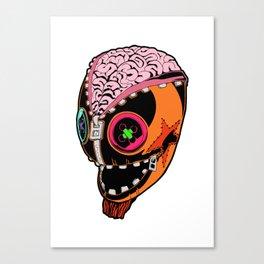 BIG FETZ DXF Canvas Print