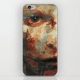 The Human Race 3 iPhone Skin