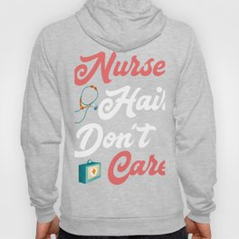Awesome Gift For Nurse. Costume From Mom Hoody