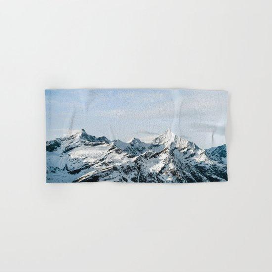 Mountain #landscape photography Hand & Bath Towel