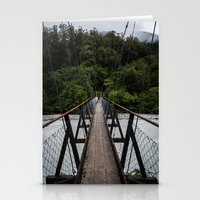 bridge Stationery Cards featuring Bridge by Michelle McConnell