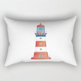 nautical lighthouse Rectangular Pillow