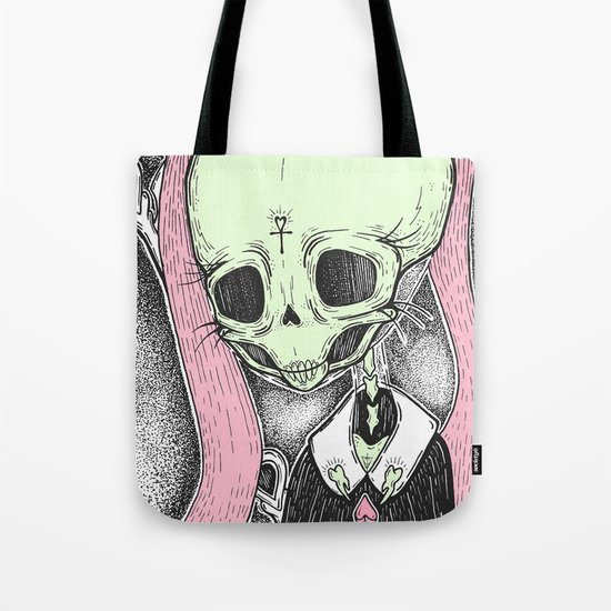 Death (Tarot Cards Series 2014) Tote Bag