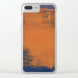 Simon Carter Paitnting This Is Not An Egg Clear iPhone Case