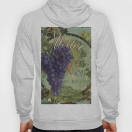 Wines of France Merlot Hoody