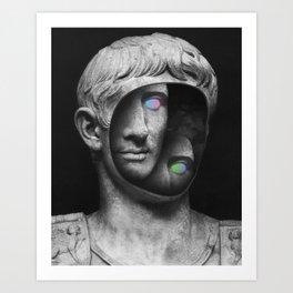 Psyc Art Print