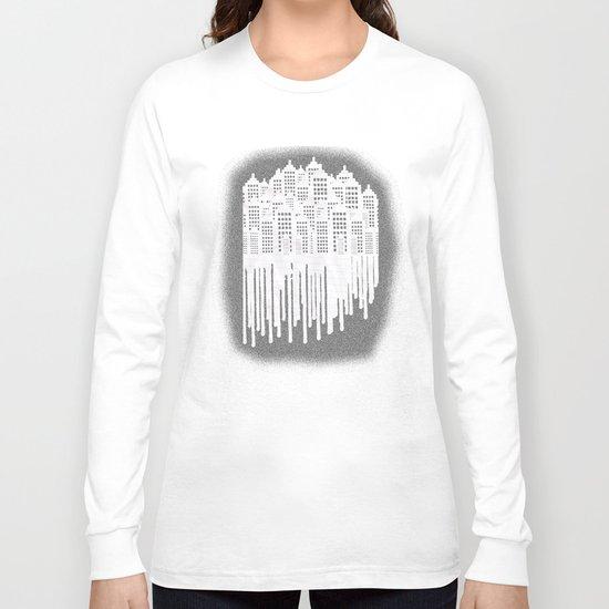 Paper City Long Sleeve T-shirt