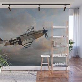 Jumpin Jacques - P51 Mustang Wall Mural