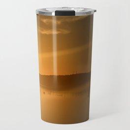 Morning Fall Travel Mug