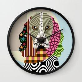 Cocker Spaniel Wall Clock