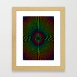 Another Kind of Sun Framed Art Print