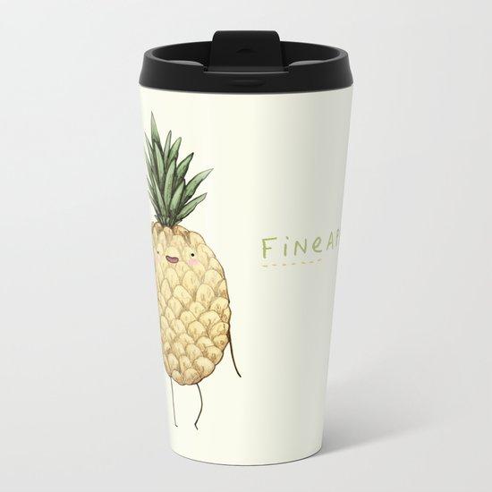 Fineapple Metal Travel Mug