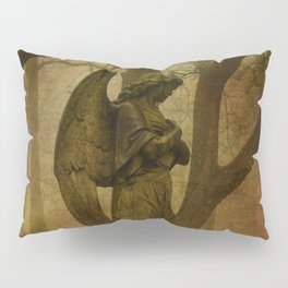 Waiting in Silence - Recoloured Pillow Sham