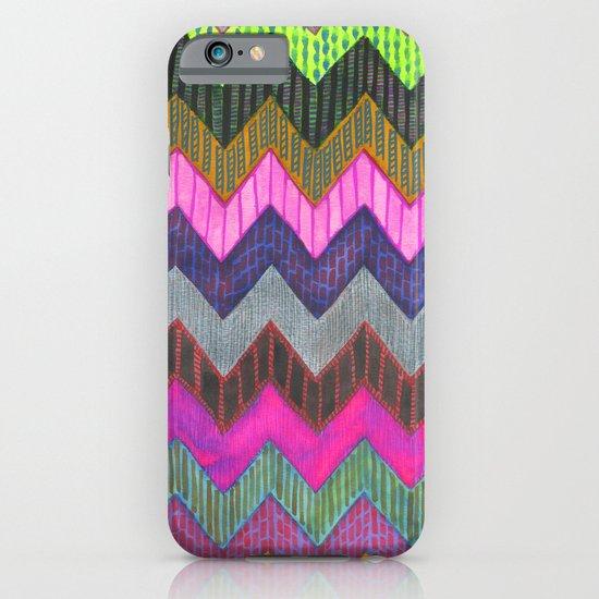PATTERN {Chevron 002} iPhone & iPod Case
