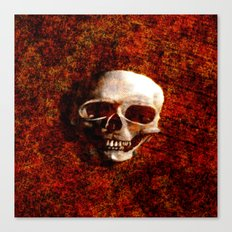 Rust to Rust Canvas Print