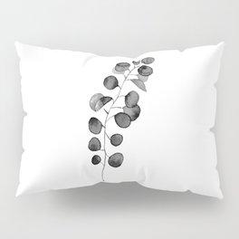 Watercolor Eucalyptus Pillow Sham