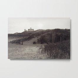 Seagull Beach, Cape Cod Metal Print