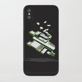 Frank Lloyd Wreck iPhone Case