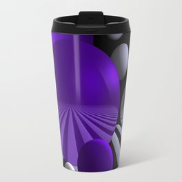 go violet -04- Travel Mug
