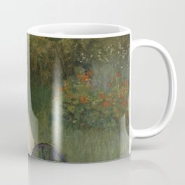 Jean Monet on his Hobby Horse Coffee Mug