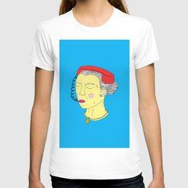 Anxious Lady T-shirt