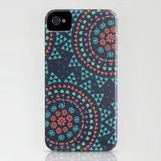 Moon Flower Slim Case iPhone (4, 4s)
