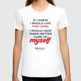 Life Advice #1 T-shirt