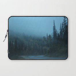 Into the Fog Laptop Sleeve
